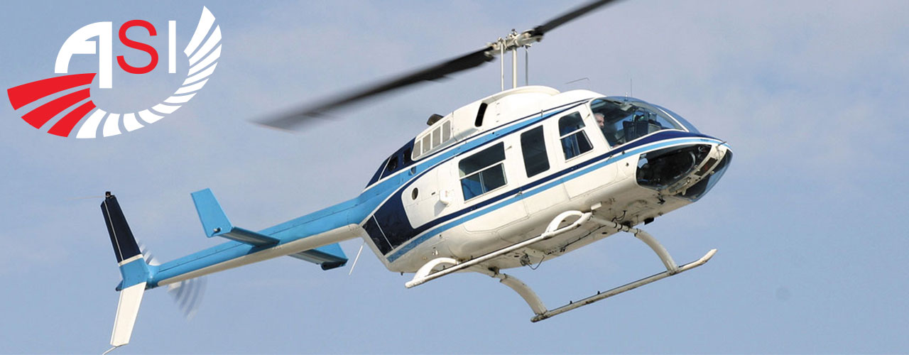 Bell 206L-1 LongRanger with Rolls-Royce 250-C28B Engine